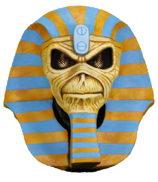 Iron Maiden 'Powerslave' Eddie Mask